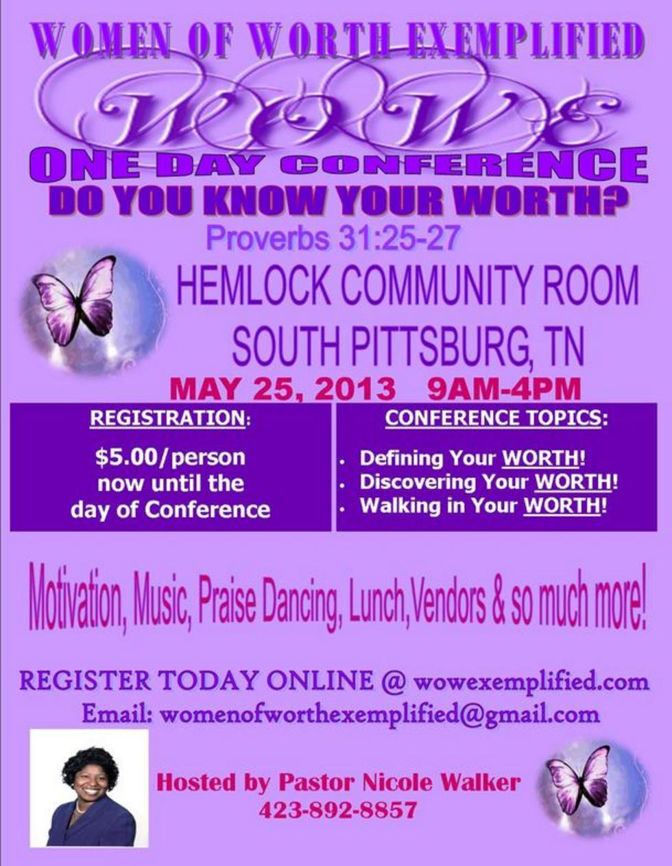 conference flyers